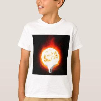 Camiseta Ampola de Sun