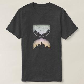 Camiseta Ampulheta da civilização