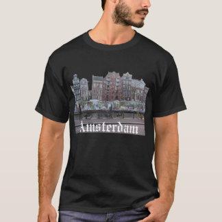 Camiseta Amsterdão