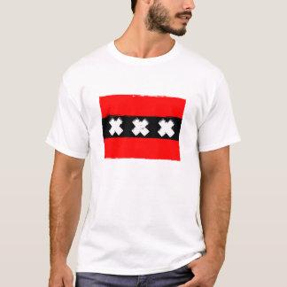 Camiseta Amsterdão urbana