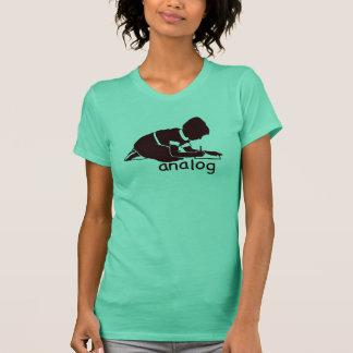Camiseta Análogo