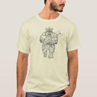 Camiseta Anão poderoso
