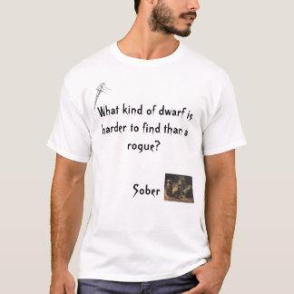 Camiseta Anão sóbrio