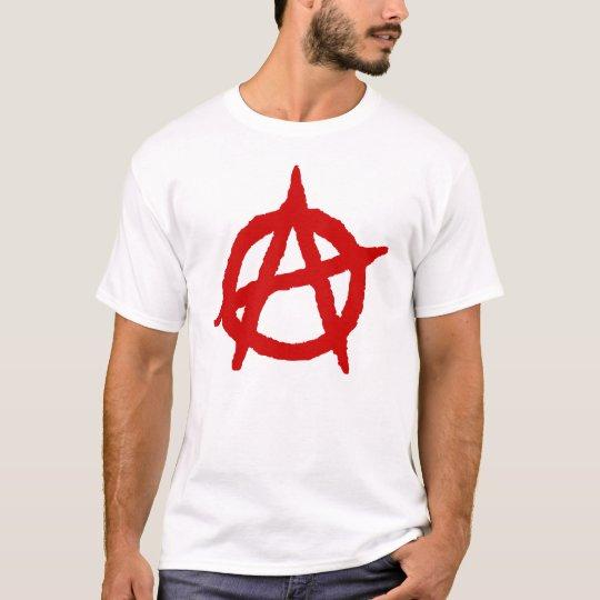 Camiseta Anarchism
