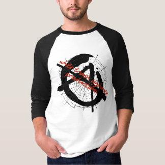Camiseta anarquia do wtvp