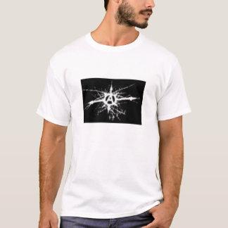 Camiseta Anarquia Oito-Aguçado