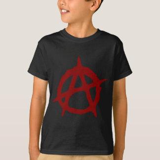 Camiseta Anarquia - UMA: Impressão