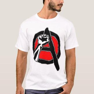 Camiseta Anarquismo (camisa branca)