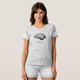 Camiseta Anatomia do cérebro - use-a
