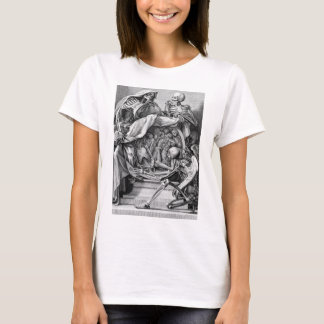Camiseta Anatomia por e ricercata de intelligenza del