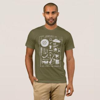 Camiseta Anatomia por terra de um caminhão