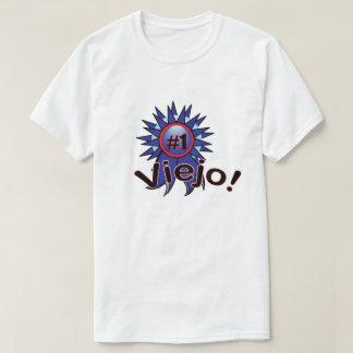 Camiseta Ancião da ONU Viejo de Numero