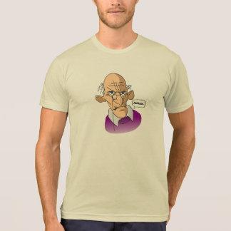"Camiseta Ancião mal-humorado ""Jackass""."