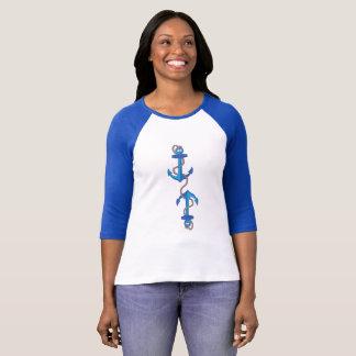 Camiseta Âncora ancorada