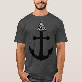 Camiseta Âncora de Illuminati