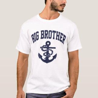 Camiseta Âncora do big brother