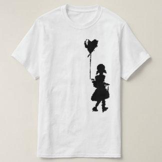 Camiseta anda seu coração