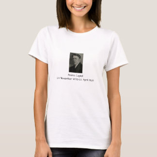 Camiseta Andre Caplet