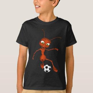 Camiseta Andre o futebol da formiga