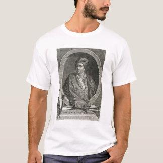Camiseta Andrea Palladio (1508-80) gravado pelo Pica de