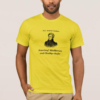 Camiseta Andrew Jackson