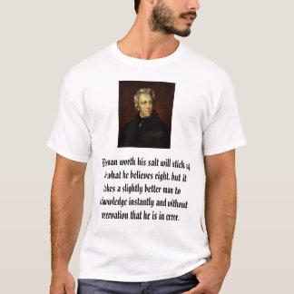 Camiseta Andrew Jackson atribuiu a Thomas Sully, alguns…