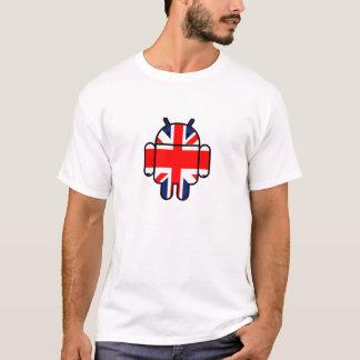 Camiseta Android da união