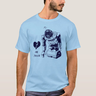 Camiseta Android de Heartbroke