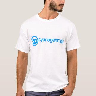 Camiseta Android oficial CyanogenMod