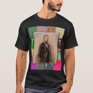Camiseta Andy   Abraham Lincoln 3