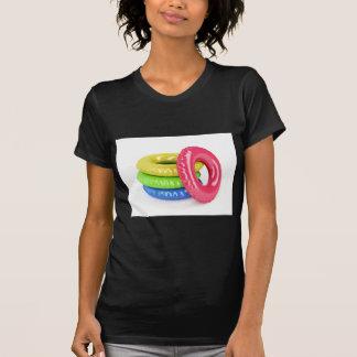 Camiseta Anéis da natação