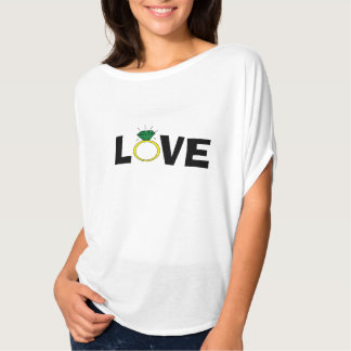 Camiseta Anel do amor