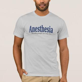 Camiseta Anestesia