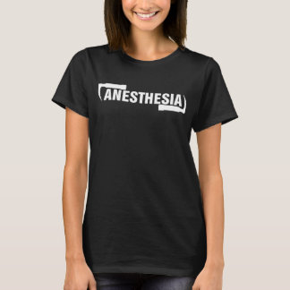 Camiseta Anestesia escura