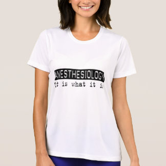 Camiseta Anesthesiology é