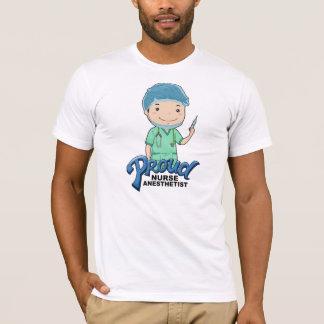 Camiseta Anesthetist orgulhoso da enfermeira