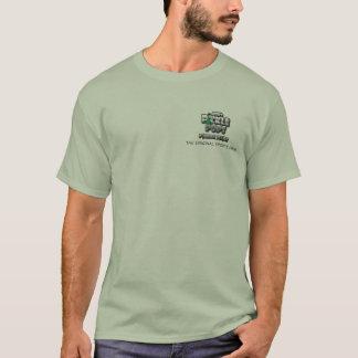 Camiseta Aneto dianteiro e traseiro ou nenhum aneto