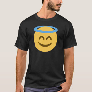 Camiseta Angel Emoji