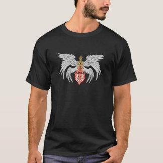 Camiseta angel_queen_2