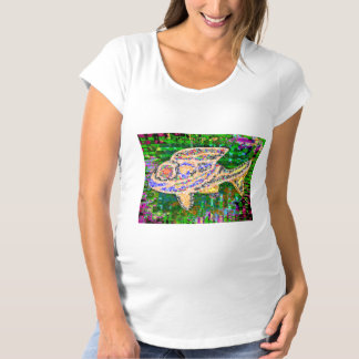 Camiseta Animais de estimação dos animais aquáticos dos