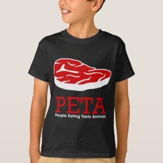 Camiseta Animais saborosos