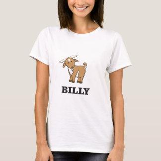 Camiseta animal de fazenda da cabra de billy