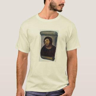 Camiseta Animal distorcido Jesus de Cristo De Borja Jesus