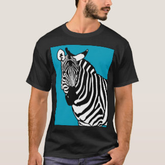 Camiseta Animal legal da zebra
