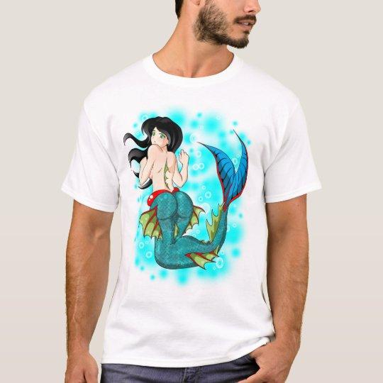 Camiseta Anime Sereia