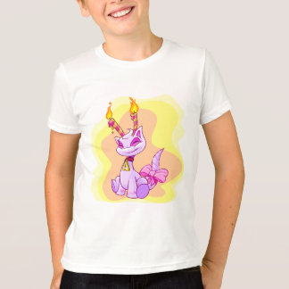 Camiseta Aniversário Aisha