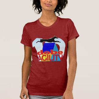 Camiseta Aniversário da agilidade de Dobe 10o