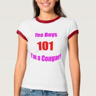 Camiseta Aniversário de 101 pumas