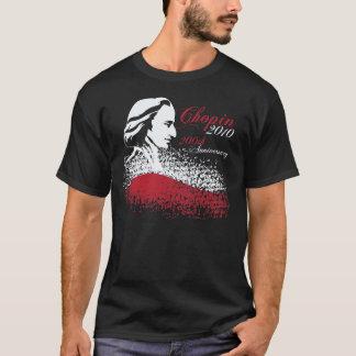 Camiseta Aniversário de Chopin 200th