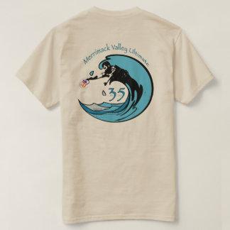 Camiseta Aniversário de MVU 35o